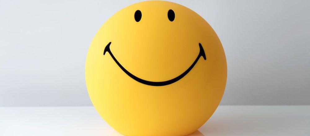 Smiley Lamp